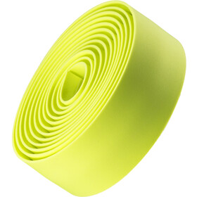 Bontrager Gel Cork Visibility Handlebar Tape radioactive yellow